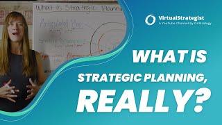 What's Strategic Planning