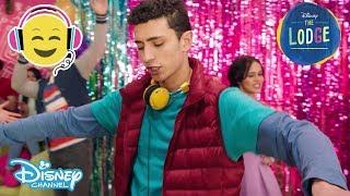 The Lodge | Over Til' It's Over Music Video | Official Disney Channel UK