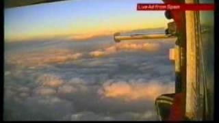 Honda Live Skydiving Commercial