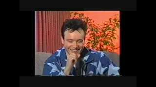 Adam Ant on Gary Glitter