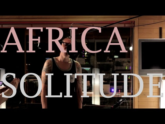 Video oficial de Solitude África Gallego Project
