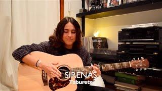 Sirenas - Taburete COVER
