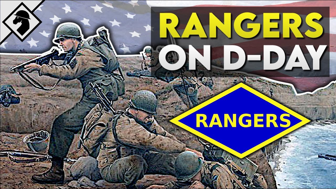 Delivery by Sea: U.S. Army Ranger Company on D-Day