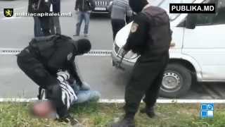 O tânără a trăit clipe de coșmar în apropiere de Cricova.