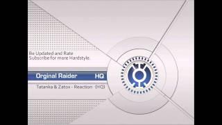 Tatanka & Zatox - Reaction (HQ) [HD].
