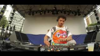 Seth Troxler - Live @ Movement Electronic Music Festival [28.05.2016], Main Stage, Hart Plaza