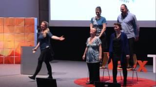 Live Improv Theater | Bake This | TEDxTUM
