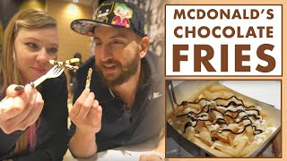 McDonald's Chocolate Fries