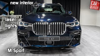 SNEAK PREVIEW the NEW BMW X7 xDrive40i 2019 Interior Exterior DETAILS