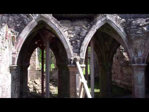 Balmerino Cistercian Abbey North Fife Scotland