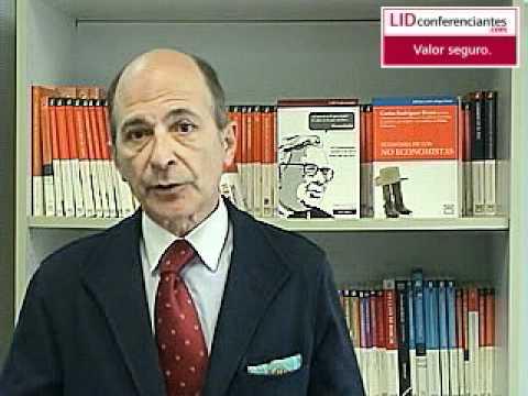 Conoce a Carlos R. Braun, autor y conferenciante de LID