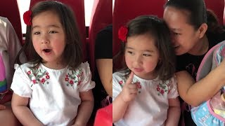 Scarlet Snow Belo Sing Wheels on the Bus