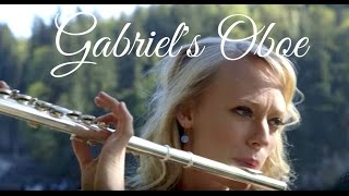 "The Mission - ""Gabriel's Oboe"" (cover by Bevani flute)"