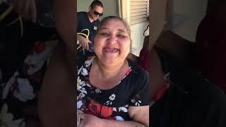 Mulher gritando kkkkkk
