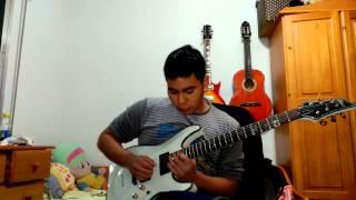 Amaranthe - Infinity(guitar solo)