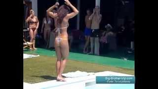 O melhor nadador Raquel Henriques Big Brother Vip