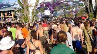 Ozora Festival 2011 - Liquid Soul start!