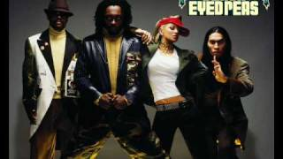 Black Eyed Peas - Hey Mama (LYRICS)