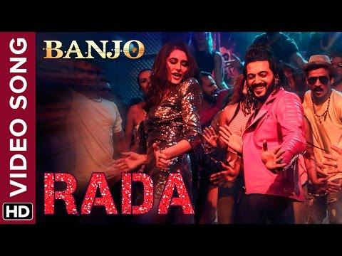 RADA RADA LYRICS - Banjo | Vishal Dadlani