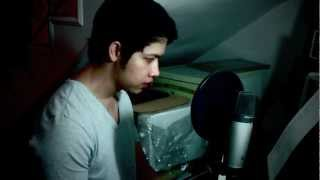 Right Here Waiting - Oscar Mahendra (cover)