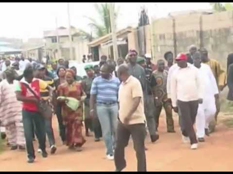 WILD,DANGEROUS ANIMALS CONVERGE IN IKORODU, NIGERIA – FESTOUR