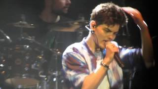 "Abraham Mateo - ""Girlfriend"" Mexico City 2015"