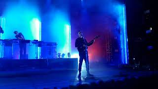 the xx - On Hold (Live at Sunset Festival in Sigulda 15.08.2017)