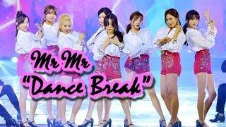 "141226 SNSD 소녀시대 Mr Mr ""Dance Break"" @ KBS Gayo Daechukje 2014"