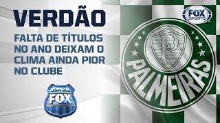 2019 no vermelho? Entenda situação do Palmeiras no fim da temporada