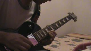 Europe - Cherokee (Instrumental Solo Cover)