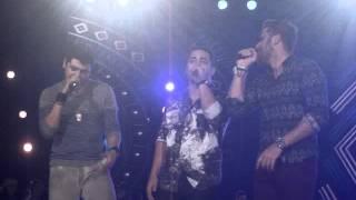 Henrique e Juliano (part. Zé Neto e Cristiano) - Estamos quites (Ao vivo em Recife)