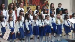 """Composição: """"QUANDO EU FOR GRANDE"""" (pelo Coro Infantil de St.Amaro de Oeiras)"""