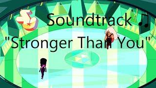 Steven Universe Soundtrack ♫ - Stronger Than You (feat. Estelle) [Raw Audio]