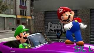 Mario and Luigi Sparta Remix