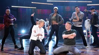 Macklemore & Ryan Lewis Perform 'Dance Off'