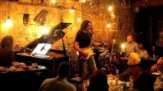 Odd One Out - Stavros Lantsias 'Piano Trio+' live