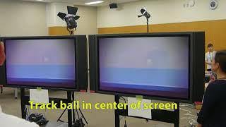 Auto Pan-Tilt (APT) High Speed Tracking of Ping Pong Ball