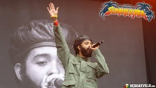 Protoje & The Indiggnation in Cologne, Germany @ SummerJam 2017