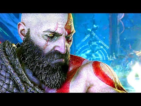 GOD OF WAR 4 Final Trailer