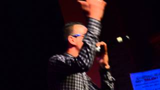 Mc Jerry feat. Cheb mouad Triange - Live Oran 2014