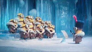 "Minions - ""We Wish You A Merry Christmas"" Song HD"