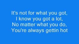 Baby It's You - By  JoJo (With Lyrics) - YouTube.flv