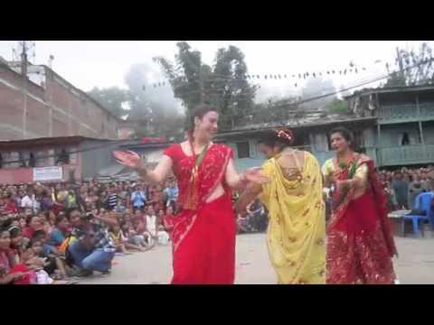 Rebecca, Teej 2069 (2012), Ilam Nepal