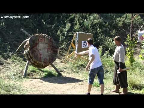 Запорожские казаки на острове Хортица