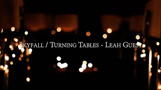 Skyfall x Turning Tables Cover - Leah Guest
