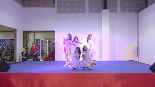 160306 BUDDY cover GFRIEND (여자친구) - Me Gustas Tu @The Paseo K-POPS Cover Dance 2016 (Audition)