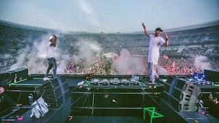 Another Life | Live @ EDC JAPAN 2017 | Afrojack & David Guetta ft. Ester Dean