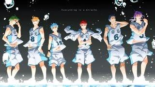 Kuroko No Basket  Last Game   AMV