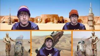 Star Wars Cantina Band acapella - ThePlaysifal