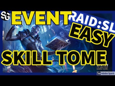 [RAID SHADOW LEGENDS] EASY EPIC BOOK? - EVENT
